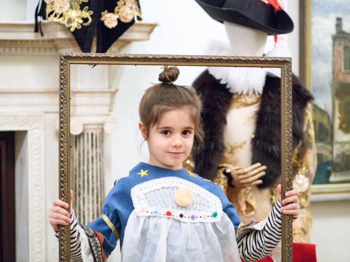 Royal Academy Family Studio Model Behaviour