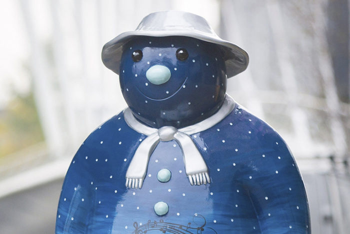 The Snowman trail