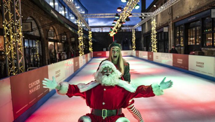 Camden Market Ice Rink