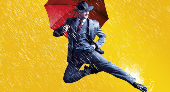 Singing in the Rain Sadlers Wells