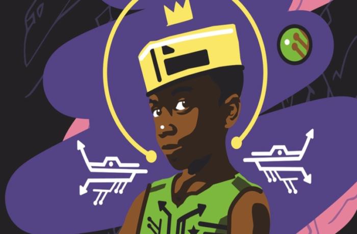 The Little Prince Inua Ellams