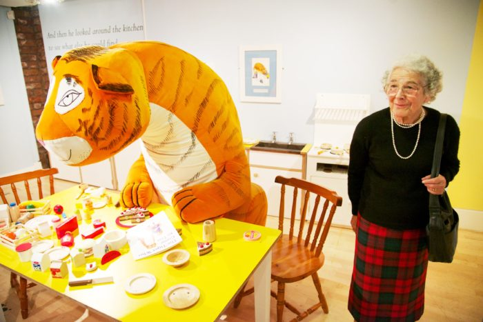 The Tiger who Came to Tea at Osterley Park and House
