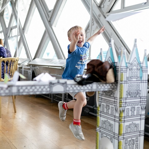 Tower Bridge family day