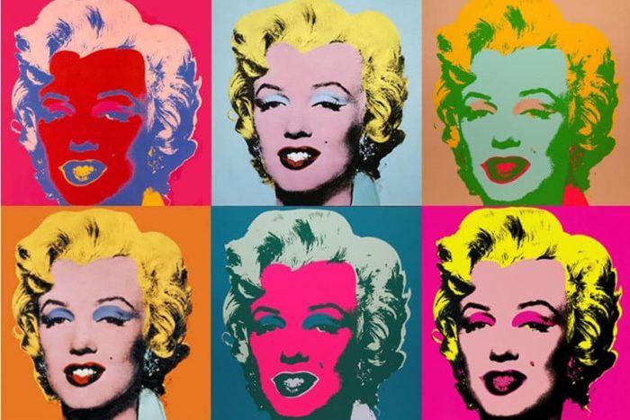 Andy Warhol tate