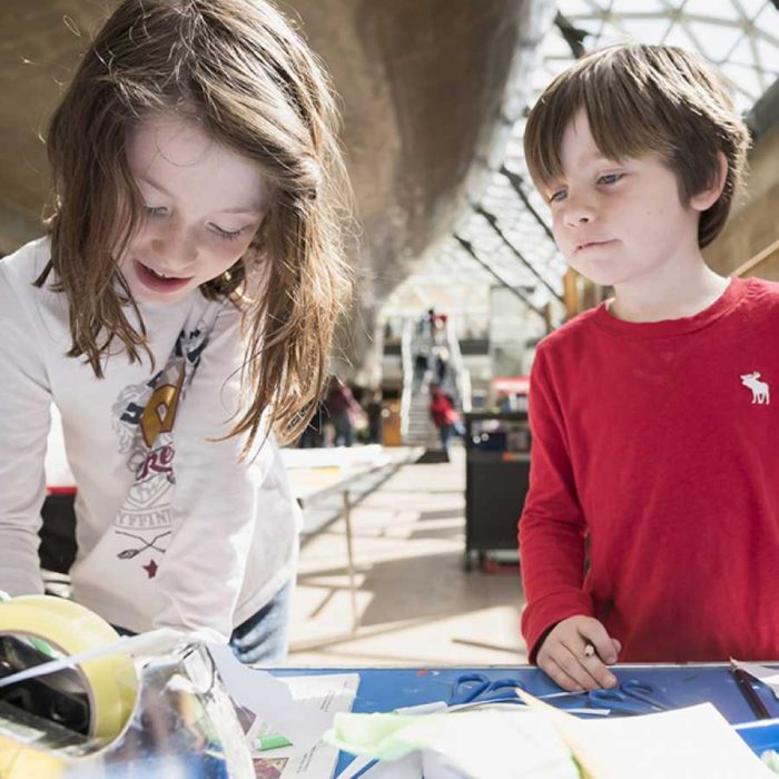British Science Week Cutty Sark