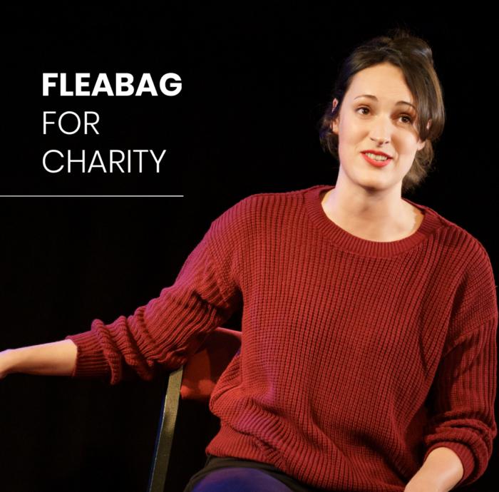 Fleabag for charity