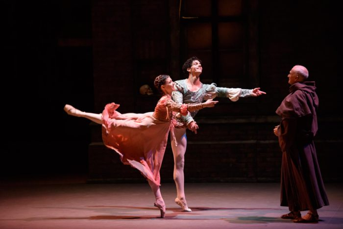 English National Ballet Romeo and Juliet