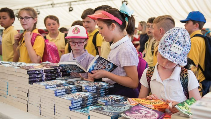 Hay Festival programme for schools