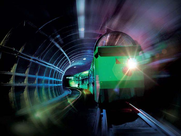 Mail Rail virtual tour