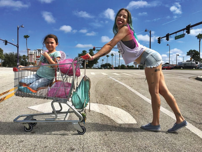 The Florida Project Everyman House Party