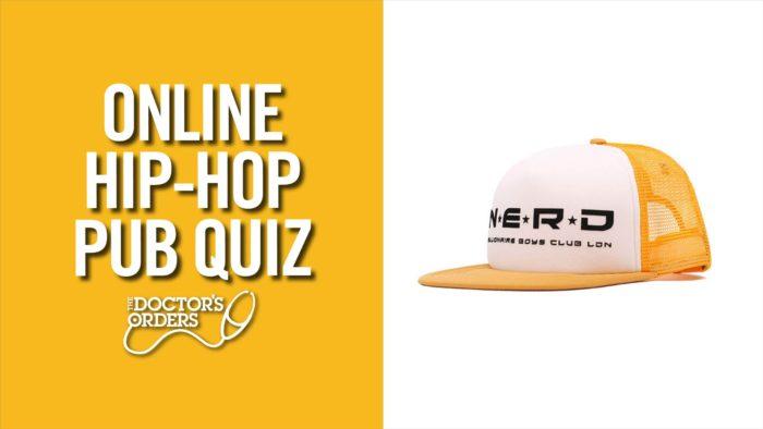 Hip hop pub quiz