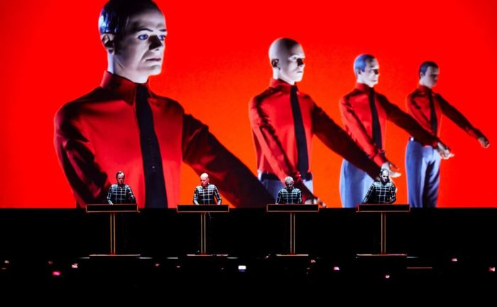 Design Museum Electronic from Kraftwerk to the Chemical Brothers