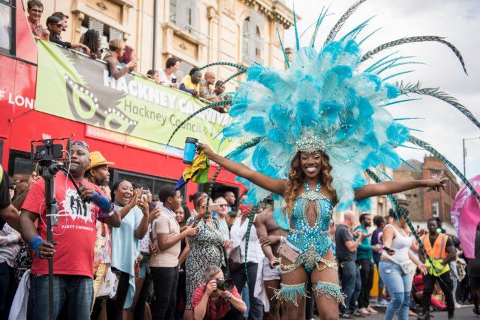 Hackney Carnival at Home