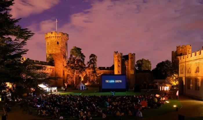 The Luna Drive-In Cinema