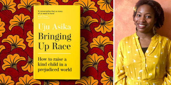 Uju Asika author of Bringing Up Race