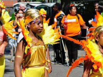 Notting Hill Carnival kids