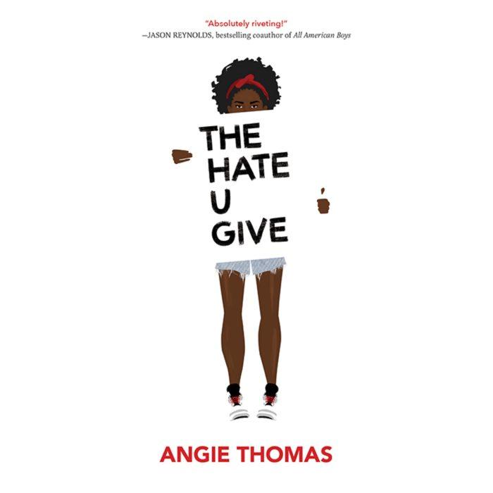 The Hate U Give book