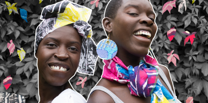 AfroRetro Upcycle Your life