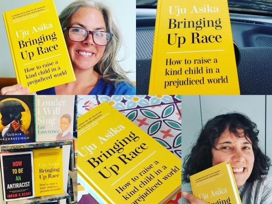 Bringing Up Race first reader photos