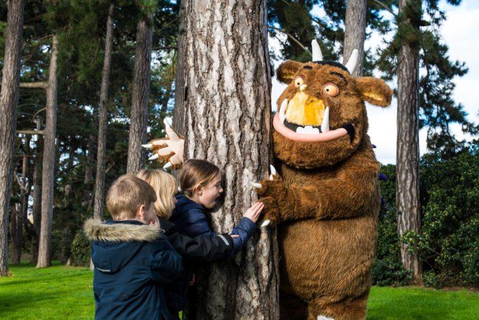 Gruffalo Adventures at Kew Gardens (4). Credit Ines Stuart-Davidson © RBG Kew.