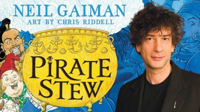 Neil Gaman Pirate Stew