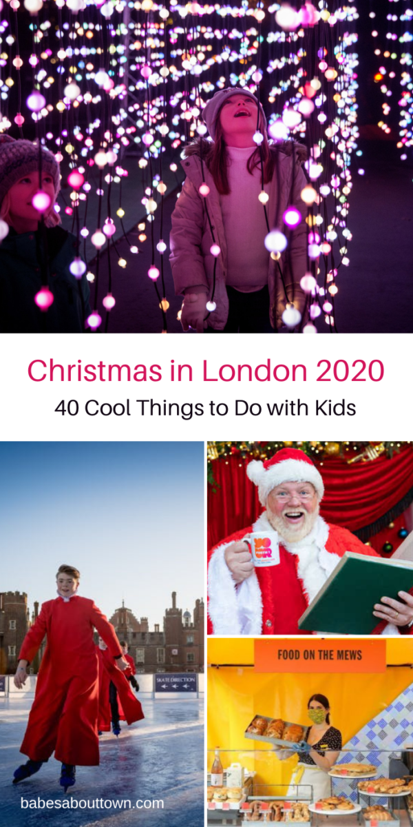 Christmas in London 2020
