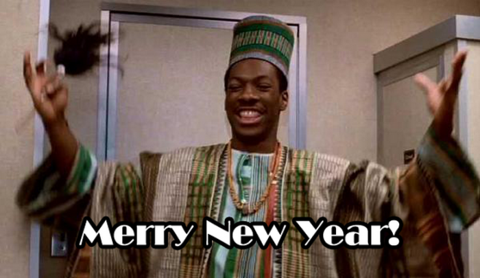 Merry New Year Trading Places