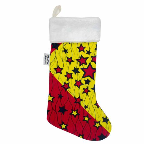 Muffin Sisters Christmas Stocking