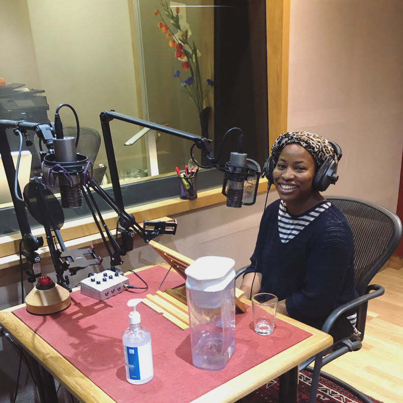 Audiobook Recording Uju