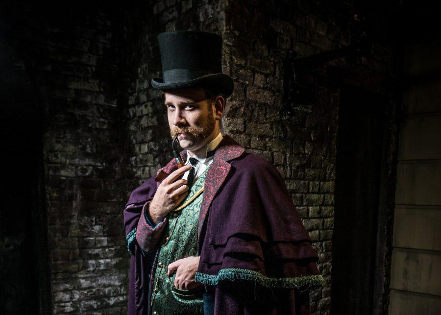 Sherlock Holmes Online Adventure ©Rah+Petherbridge+Photography