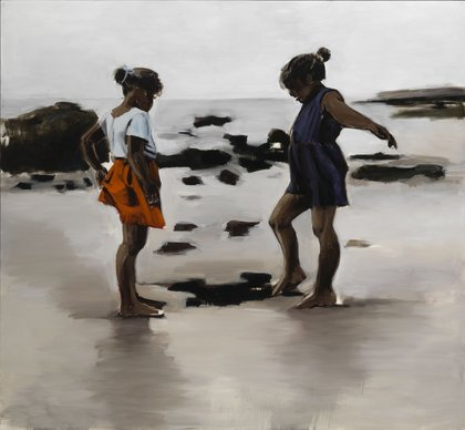 Lynette Yiadom-Boakye art