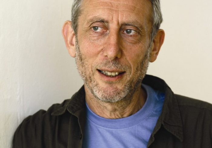 Michael Rosen at Kings Place