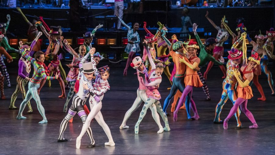 Royal Ballet Elite Syncopations