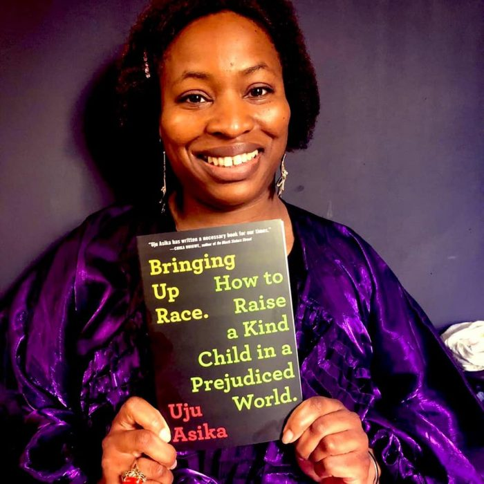 Bringing Up Race US edition publication day