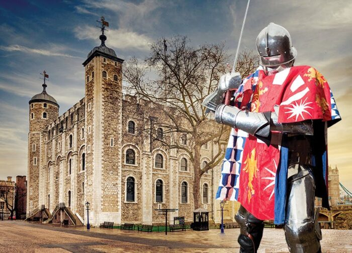 Knight School at Tower of London