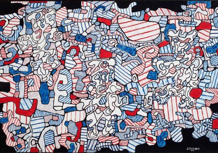 Jean Dubuffet at Barbican