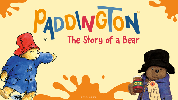 Paddington Story of a Bear