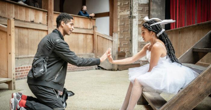 Romeo and Juliet Shakespeares Globe